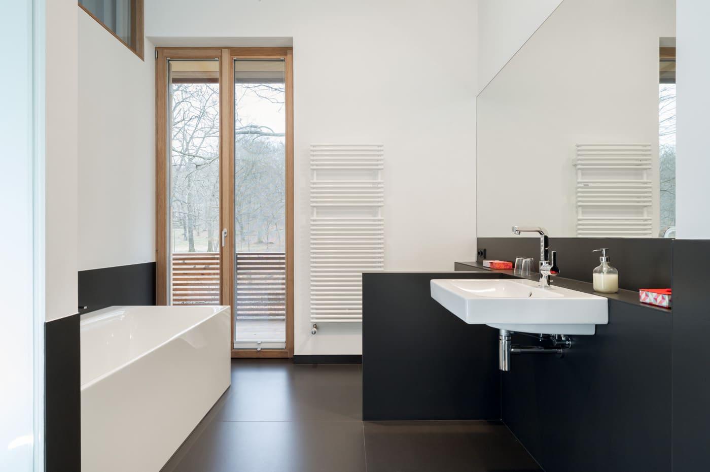 bel étage - Park, Bad mit Dusche & Wanne
