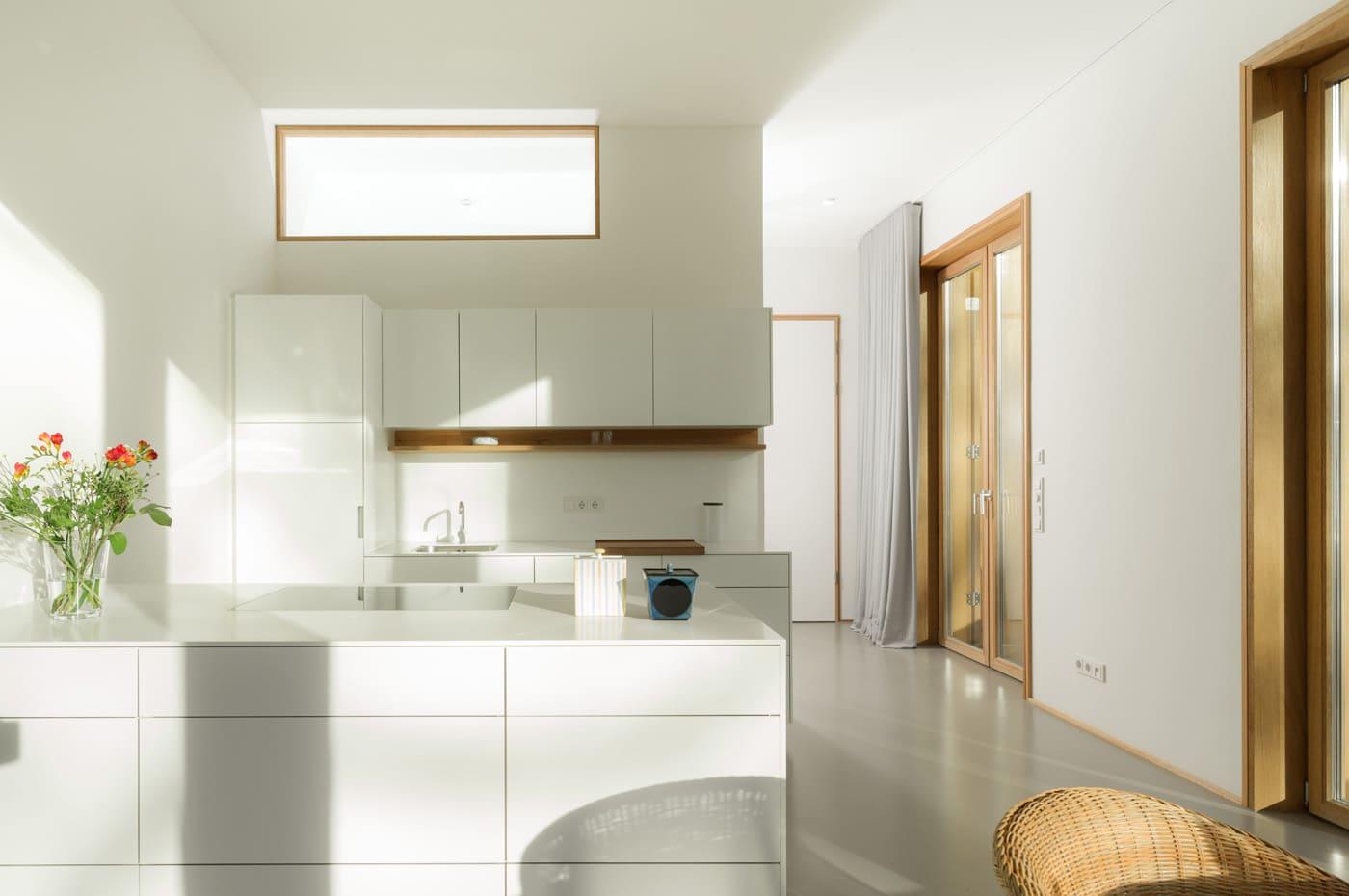 bel étage - Allee, Küche